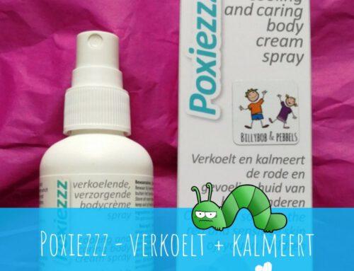 Poxiezzz – kalmeert en verzorgt de huid